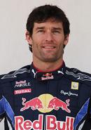 Mark Webber (image courtesy of formula1.com)